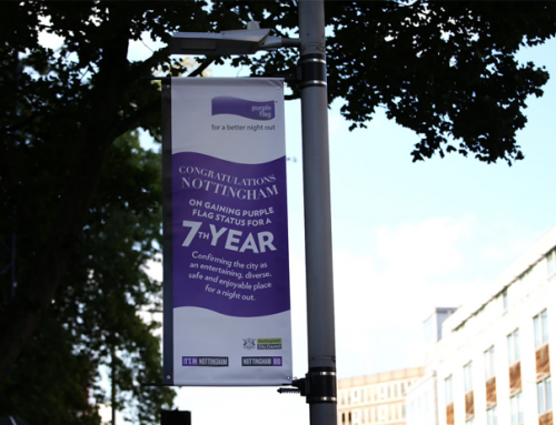 Lamppost Banners
