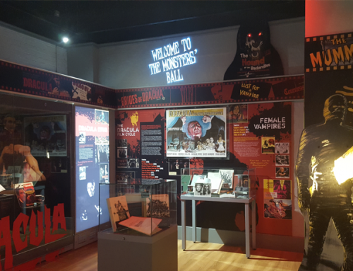 De Montfort University (DMU) Exhibition Graphics